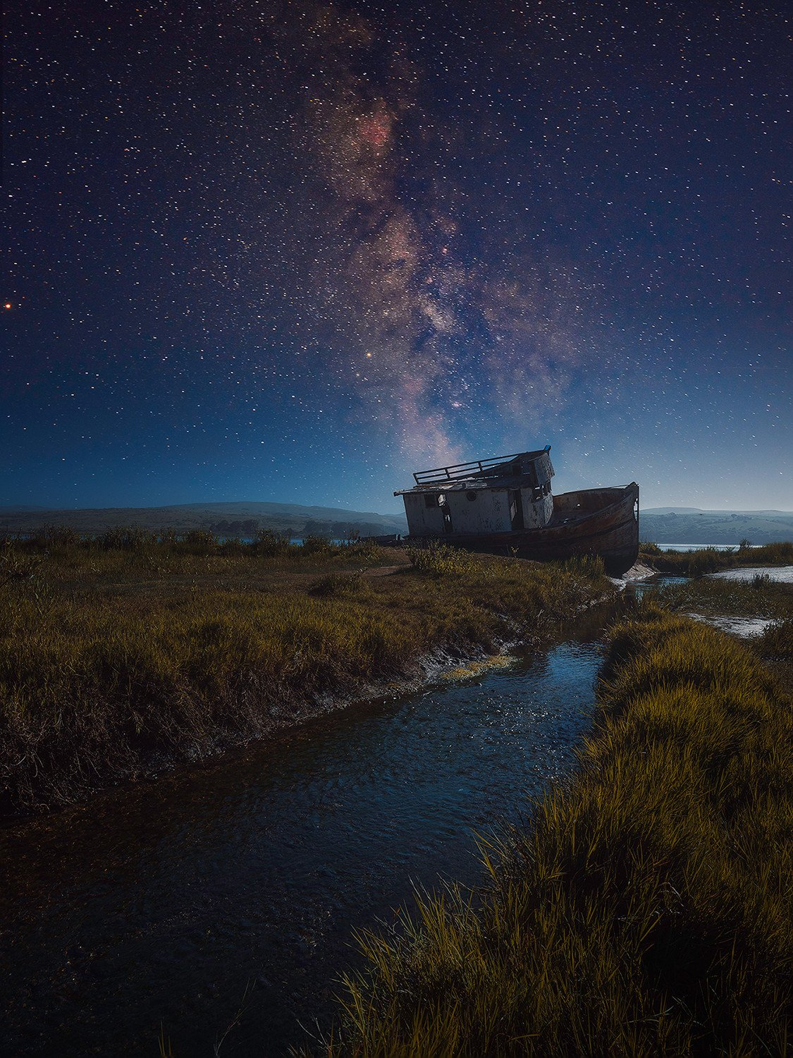 How to Edit Your Milky Way Photo with Luminar Image10
