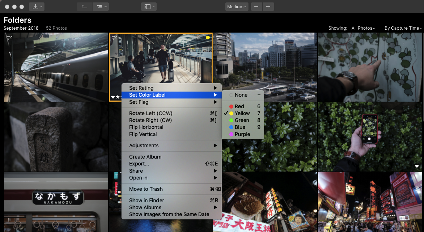 Luminar with Libraries Lets You Label and Rate Your Photos Image4