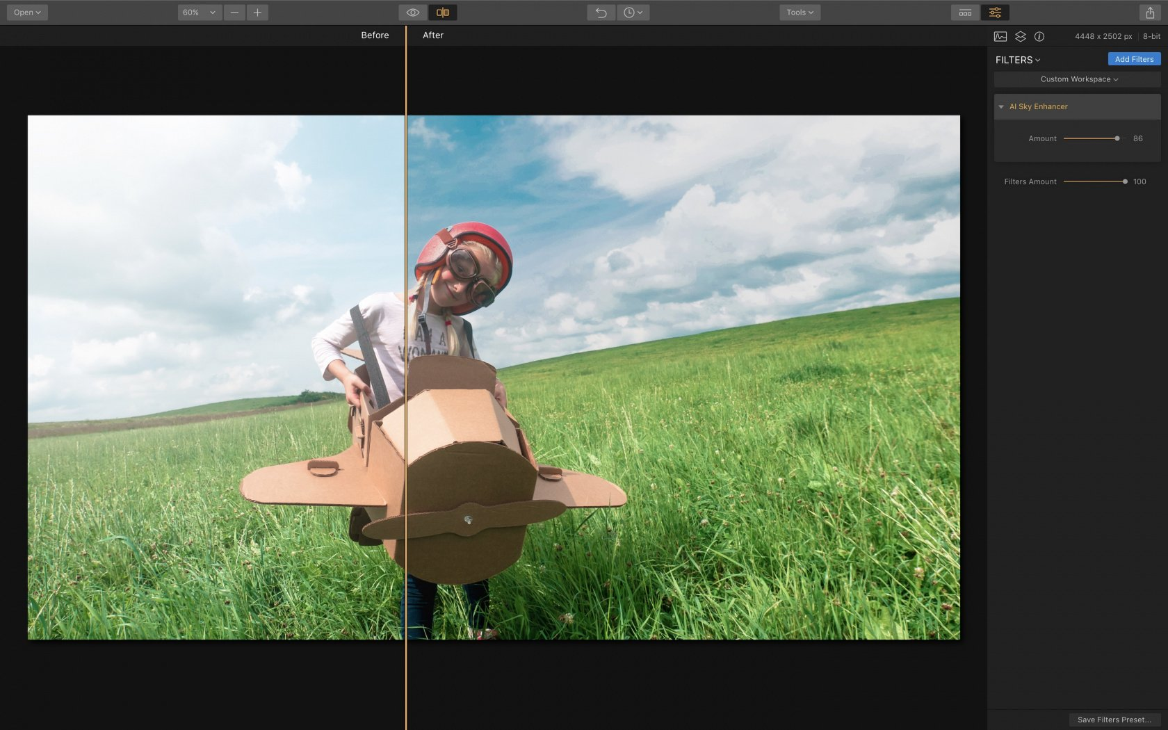 AI Sky Enhancer: More Than an Innovation, Its a Breakthrough Image3