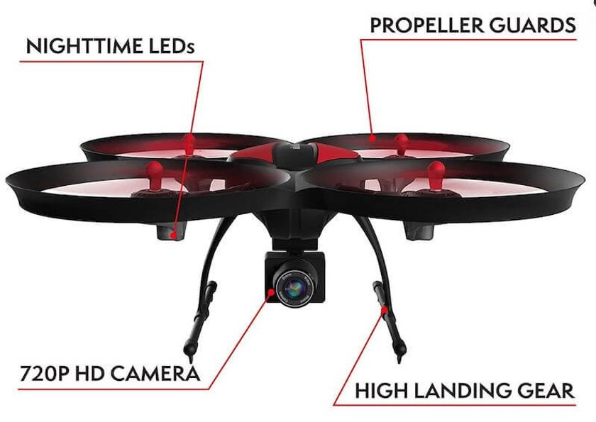 10 Best Aerial Photography Drones Image5
