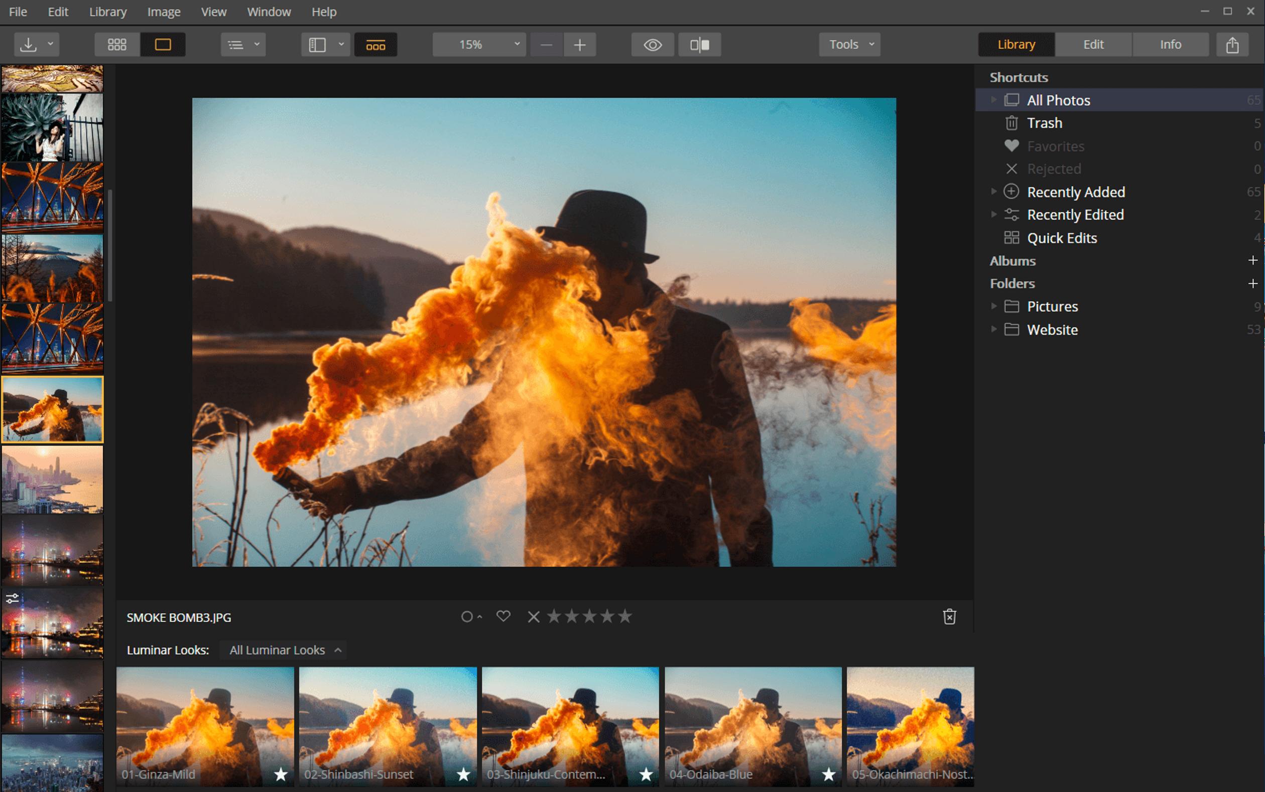 Smoke Bomb Photography that Elevates Your Skills | Skylum Blog