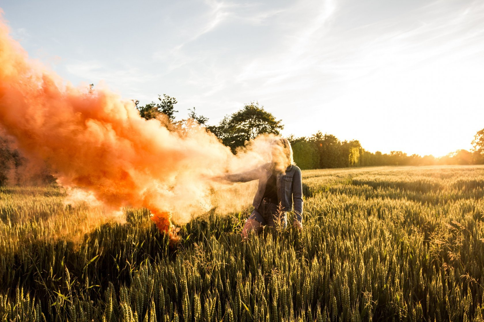 Smoke Bomb Photography You Can Master Quickly and Easily Image3