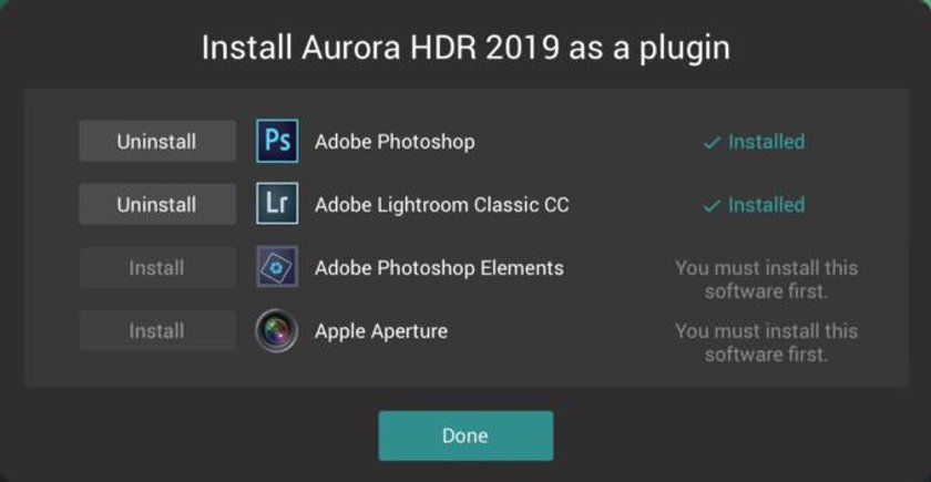 AURORA HDR 2019 REVIEW Image4