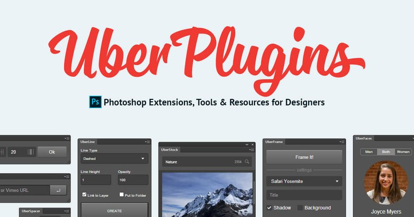 40+ Best Photoshop Plugins for Designers Image28