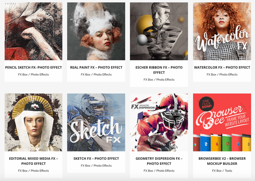 80+ Best Photoshop Filters and Plugins for Creative Effects Image49