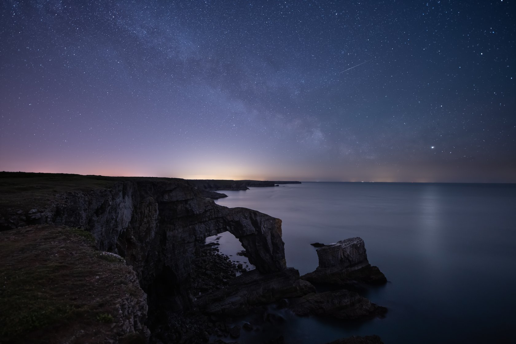 Landscape Astrophotography Editing Tips with Luminar 3 Image1