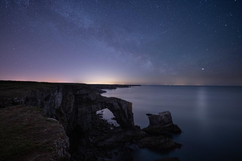Landscape Astrophotography Editing Tips with Luminar Image10
