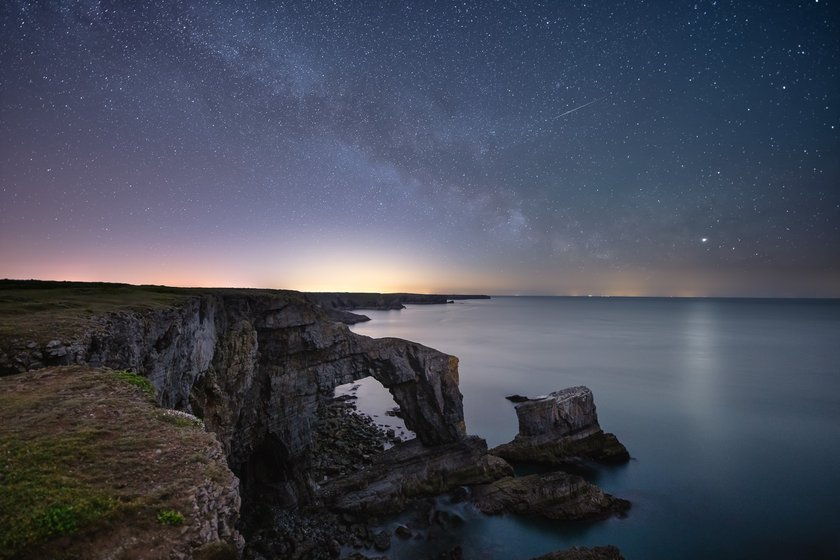 Landscape Astrophotography Editing Tips with Luminar Image11