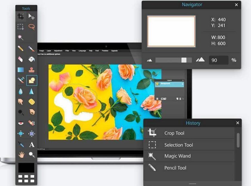 The Best Photo Editing Software for Beginners in 2020 (Free/Paid) Image14