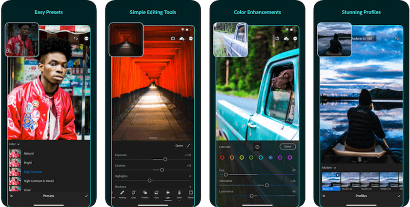 iPhone Photo Editing Apps (2020) Image1