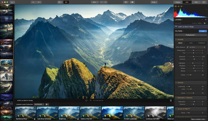 Guide to the Best Free Lightroom Alternatives in 2020 Image2