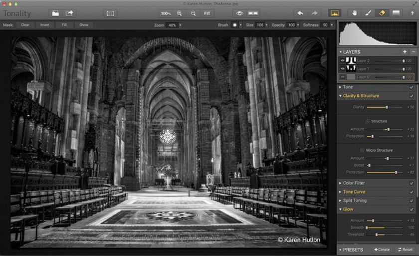 Tonality Pro Now Includes Support of Photoshop Smart Objects Image2