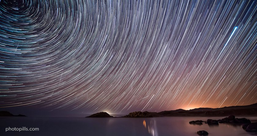 How to Plan and Photograph Amazing Star Trails (the PhotoPills Way) Image1