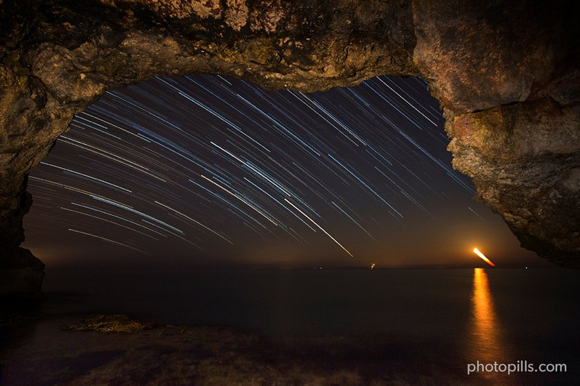 How to Plan and Photograph Amazing Star Trails (the PhotoPills Way) Image3