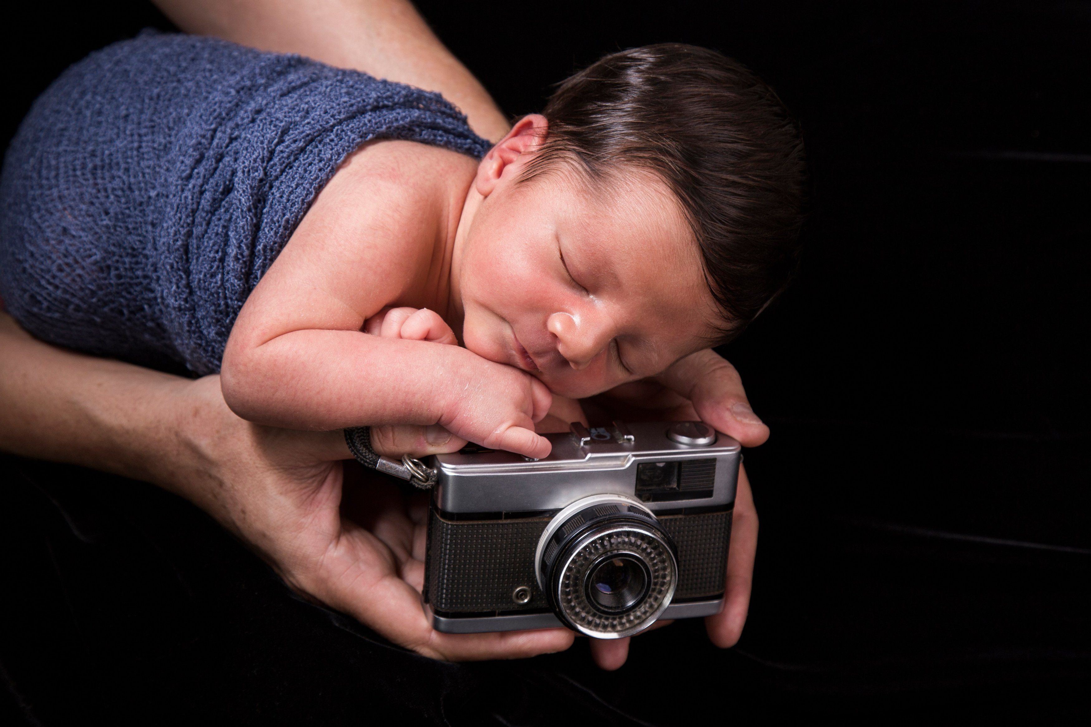 6 Tips Turn Yourself into a Newborn Photography Expert Image3