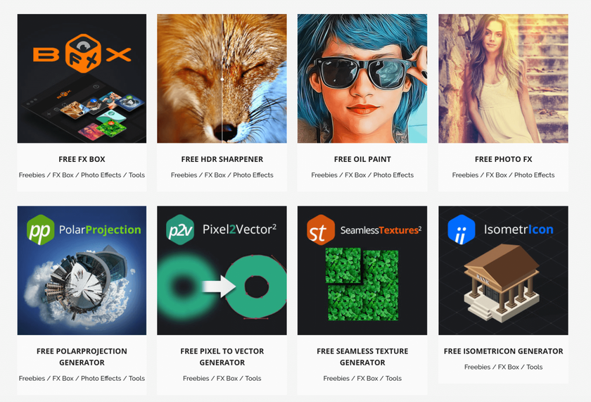 50+ Best Free Photoshop Plugins to Improve Your Creative Work Image34
