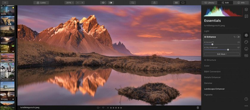 The Best Photo Editing Software - Basic and Pro Image1