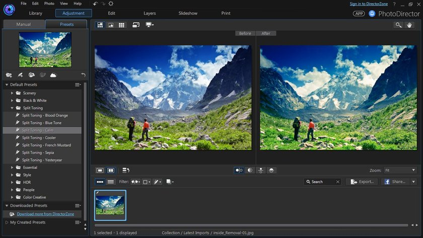 The Best Photo Editing Software - Basic and Pro Image9