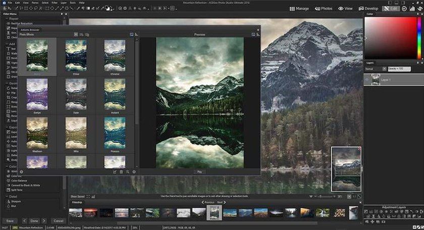 The Best Photo Editing Software - Basic and Pro Image19