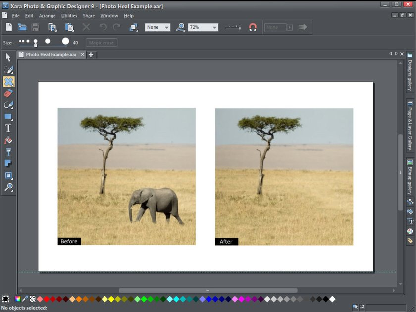 The Best Photo Editing Software - Basic and Pro Image10