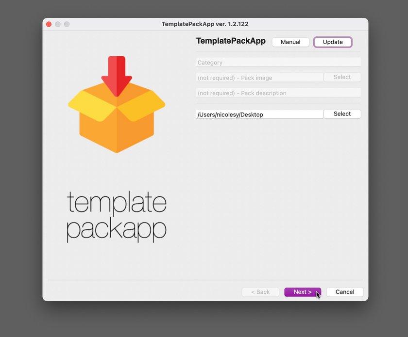 Luminar AI Custom Templates Image17