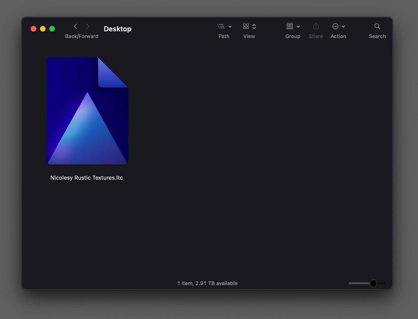 Luminar AI Custom Templates Image22
