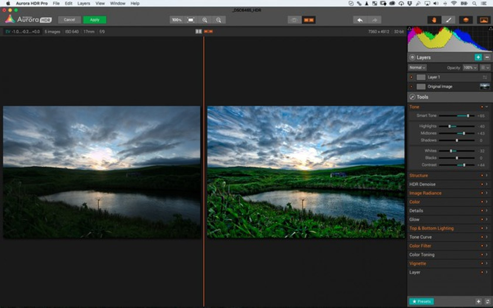 Understanding HDR and Tone Mapping | Skylum Blog