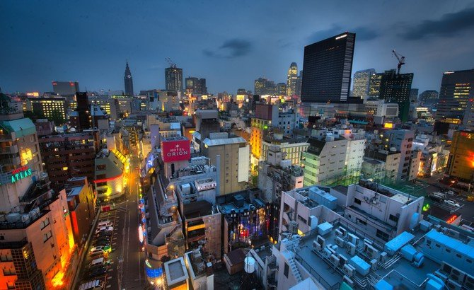 The World through an HDR Lens: Japan Image5