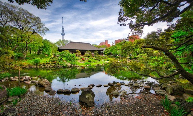 The World through an HDR Lens: Japan Image6
