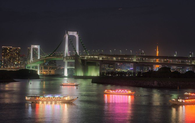 The World through an HDR Lens: Japan Image7