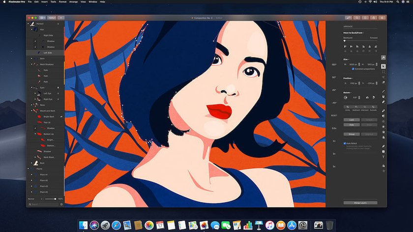 12 Best Photoshop Alternatives for Mac Image12