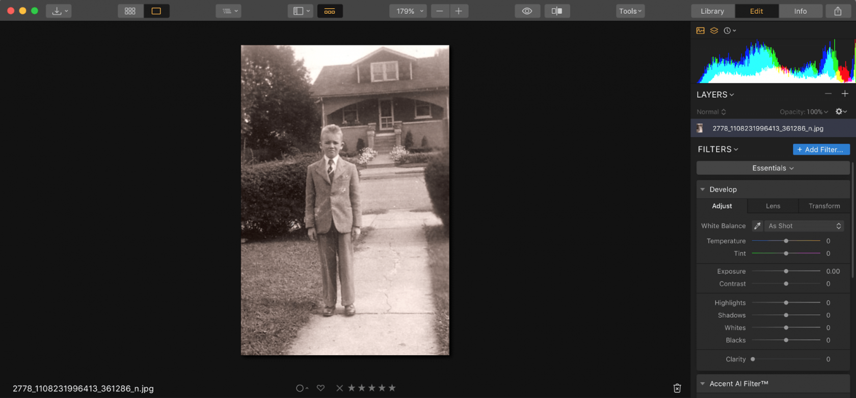 How to Restore Old Photos Image2