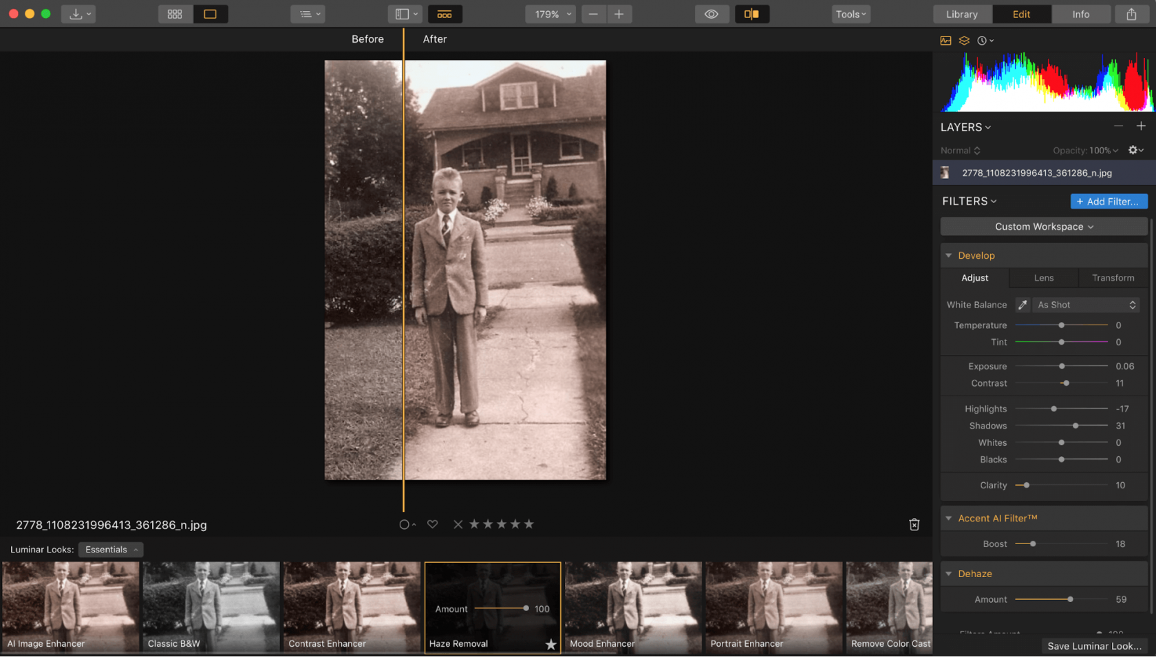How to Restore Old Photos Image3