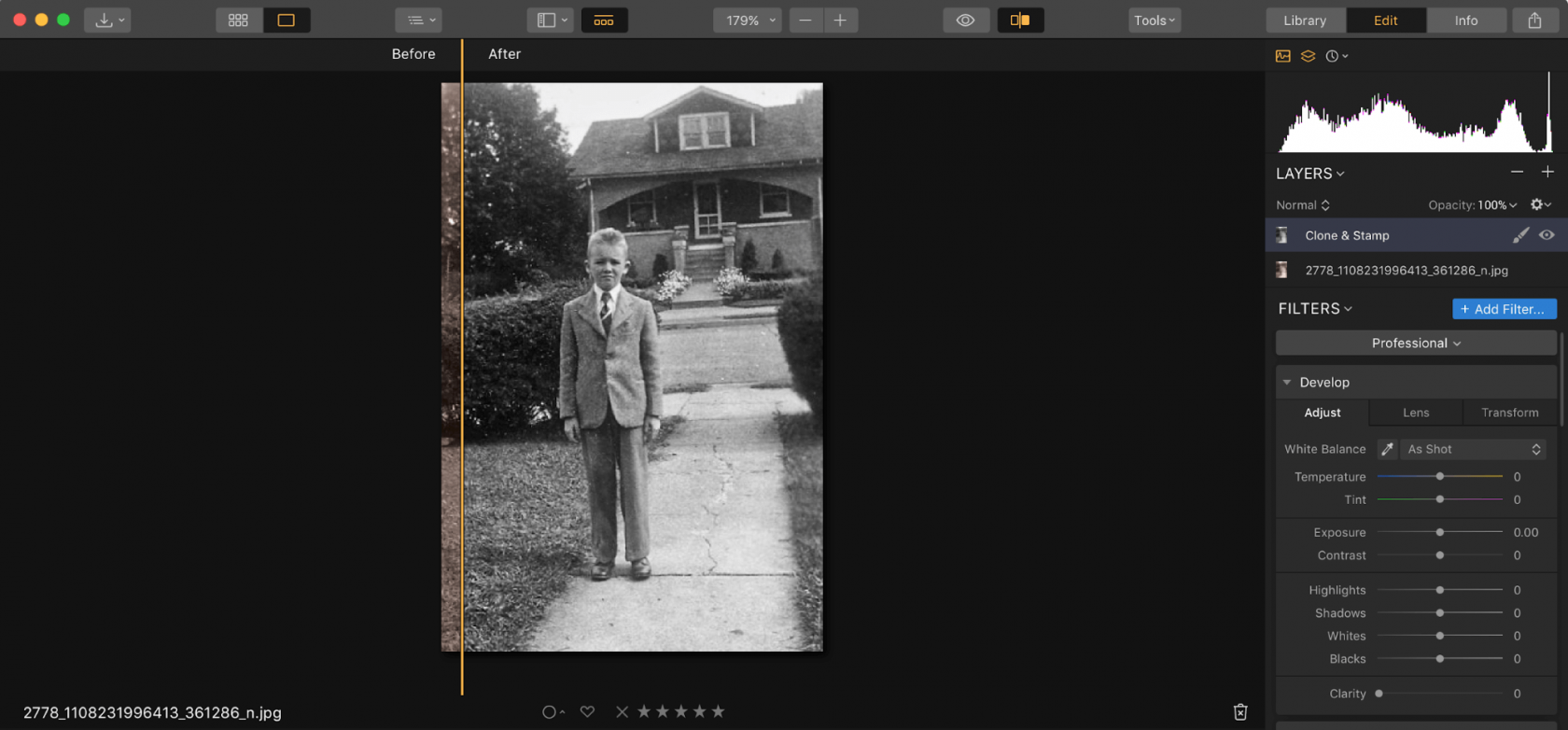 How to Restore Old Photos Image5