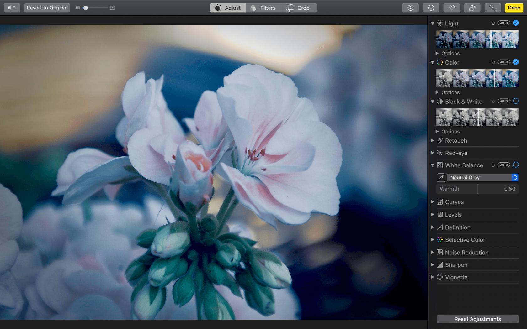How to Use the Default Mac Photo Editor | Skylum