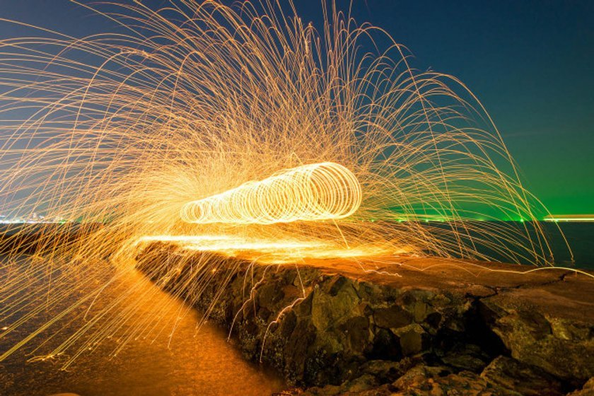 Tips for Creative Steel Wool Photography Image2