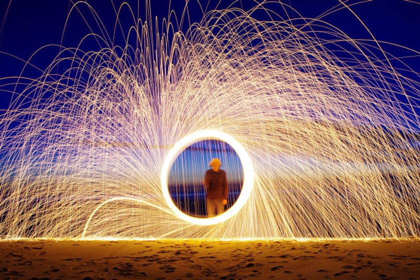 Tips for Creative Steel Wool Photography Image3