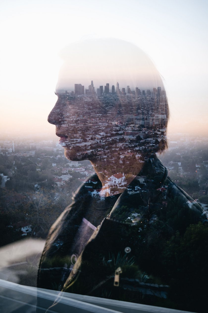 Combine Creativity and Tech Skills in Double Exposure Photography  Image4