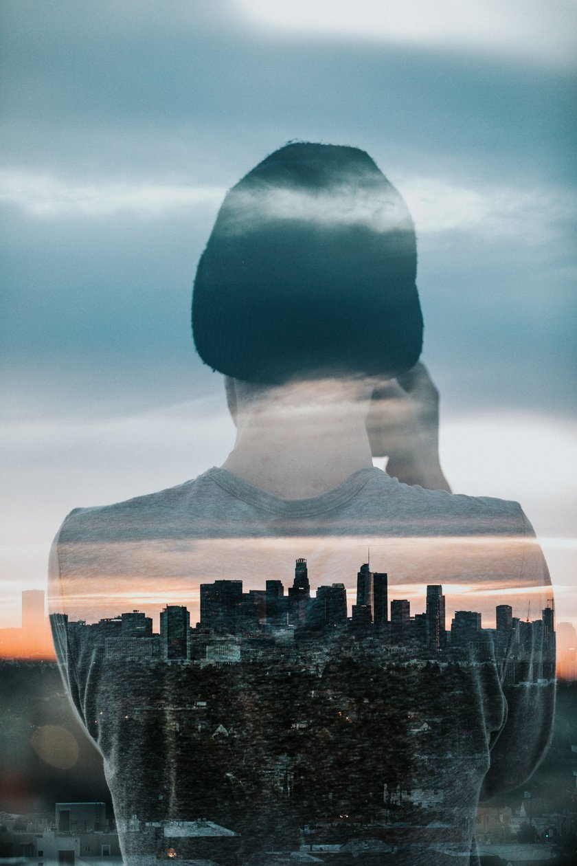 Combine Creativity and Tech Skills in Double Exposure Photography  Image7