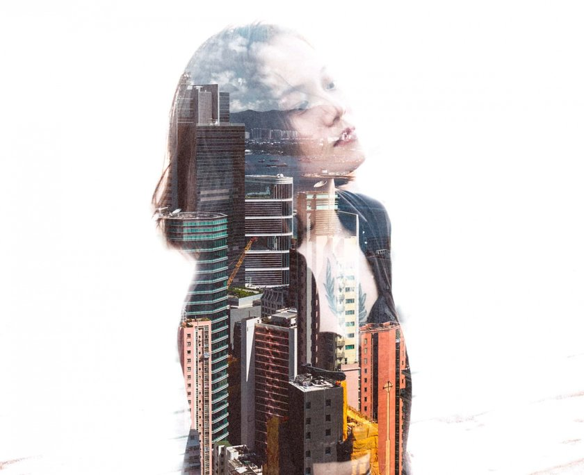 Combine Creativity and Tech Skills in Double Exposure Photography  Image3