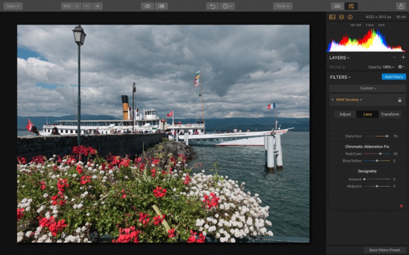 Luminar 2018: Overview & Workflow Image5