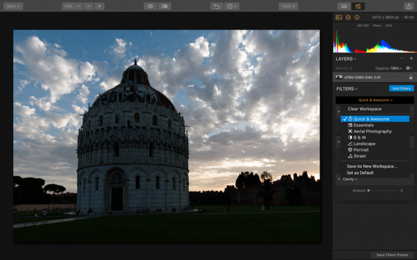 Luminar 2018: Overview & Workflow Image8