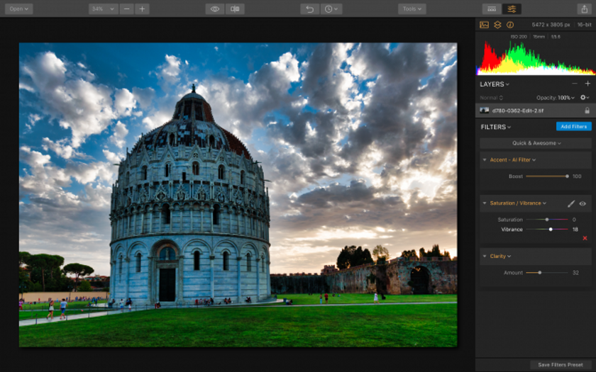 Luminar 2018: Overview & Workflow Image9