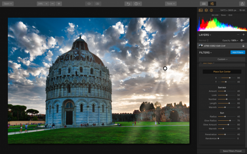 Luminar 2018: Overview & Workflow Image10