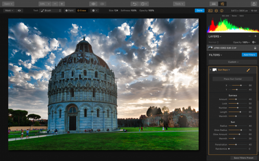 Luminar 2018: Overview & Workflow Image11