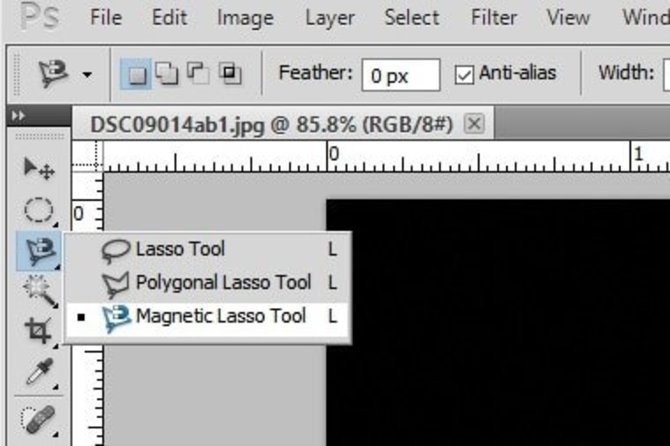 How to Cut Out an Image in Photoshop Image2