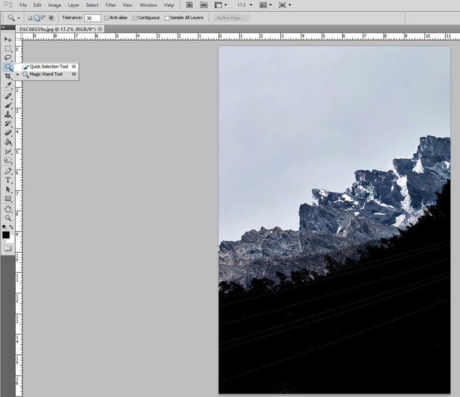 How to Cut Out an Image in Photoshop Image4