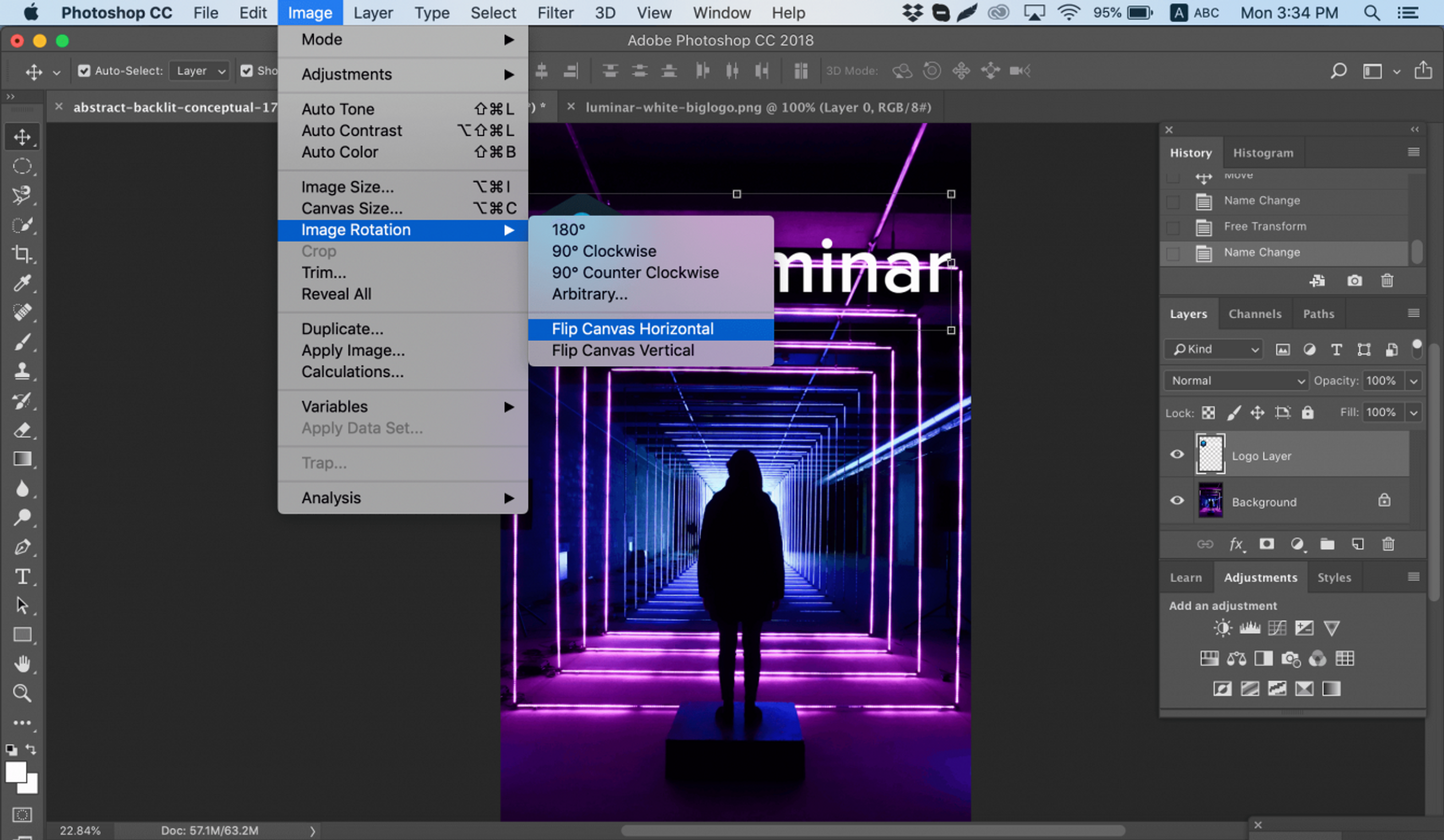 How to Flip an Image in Photoshop | Skylum How-to
