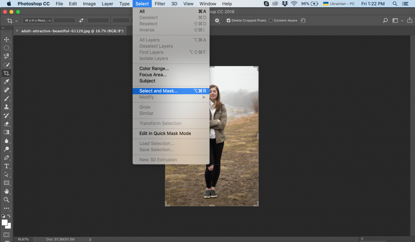 How to Smooth Edges in Photoshop: Photoshop Feather and Other Tools Image3