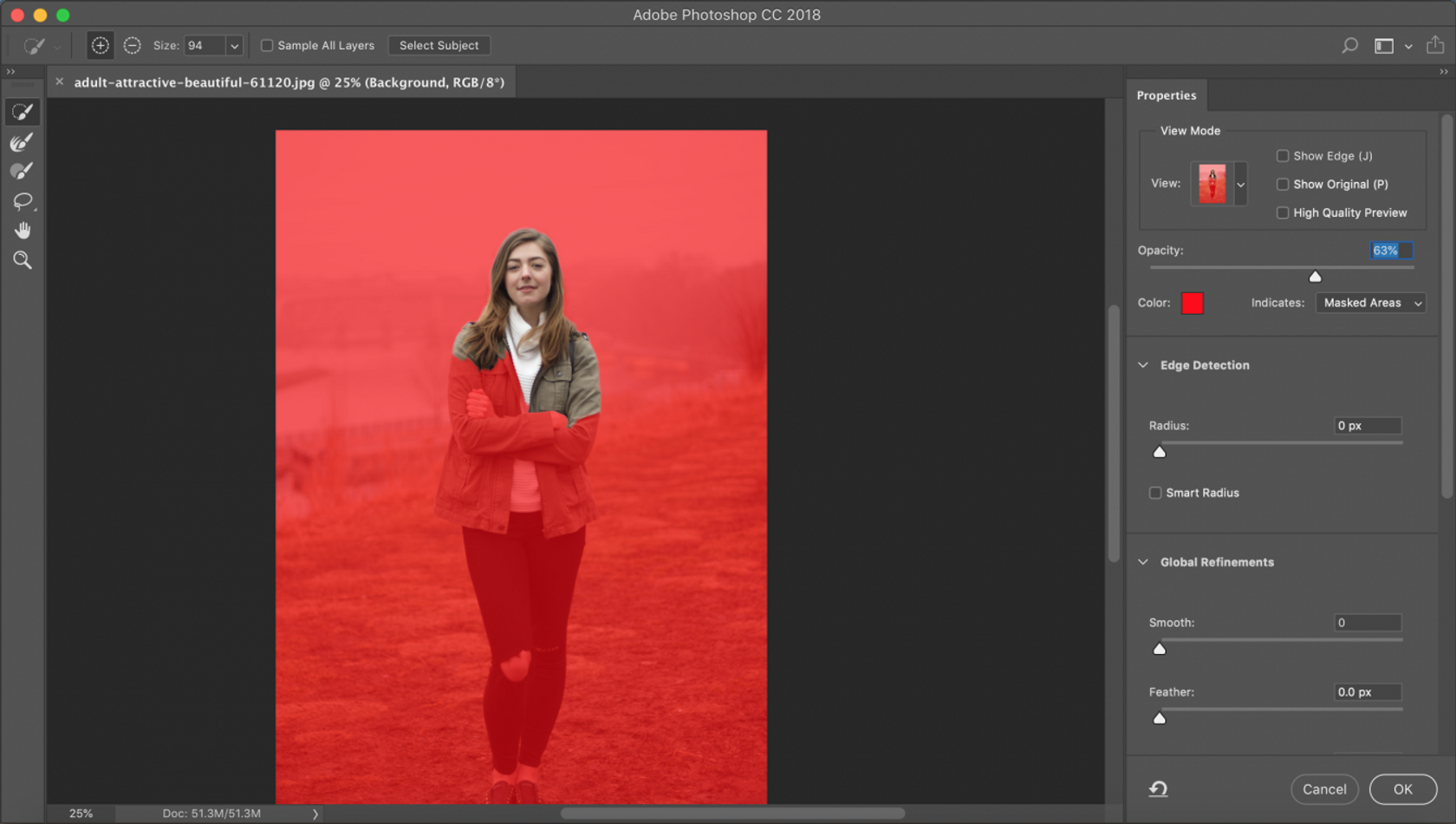 How to Smooth Edges in Photoshop: Photoshop Feather and Other Tools Image5